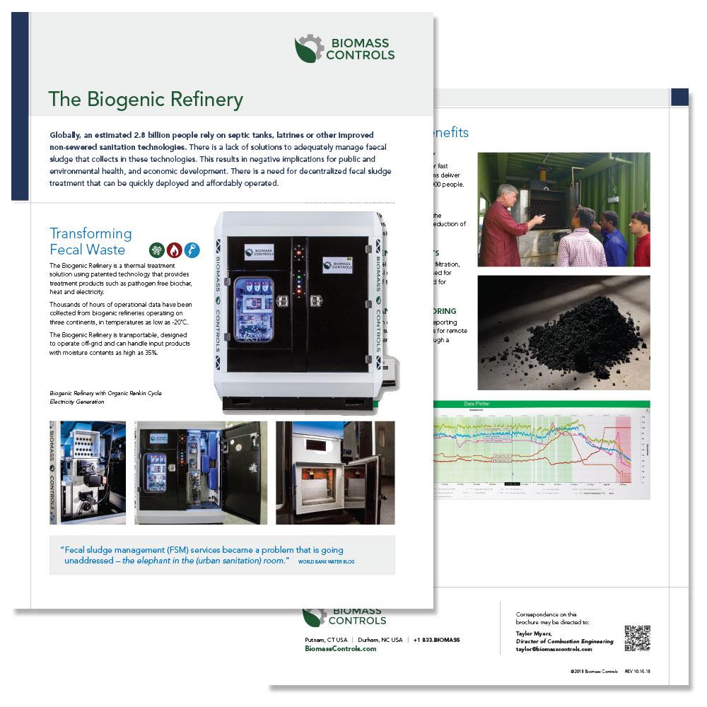 Biogenic Refinery