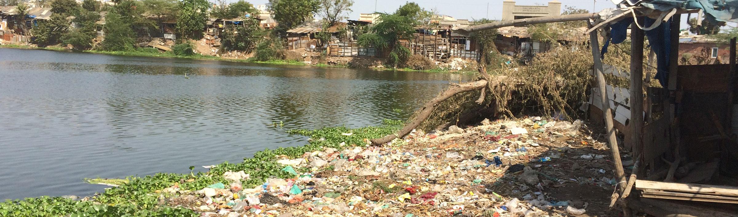 sanitation crisis