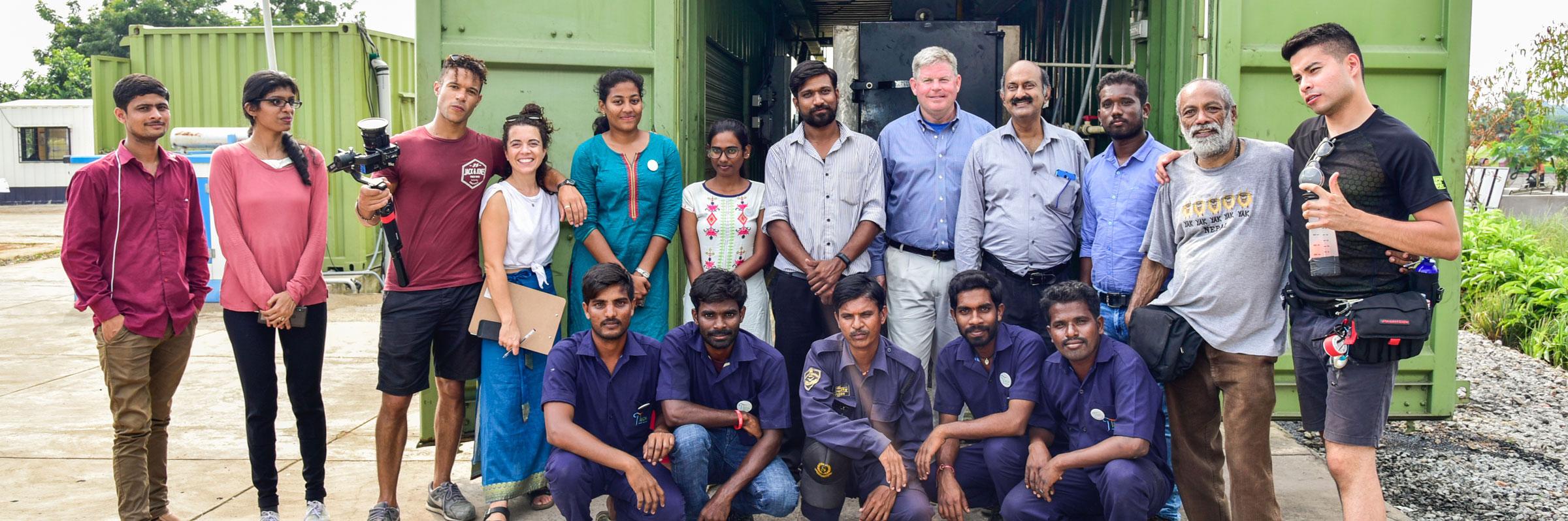 biomass team