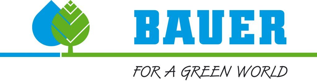 BAUER For a Green World Logo