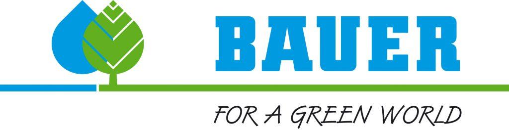 BAUER For a Green World Logo