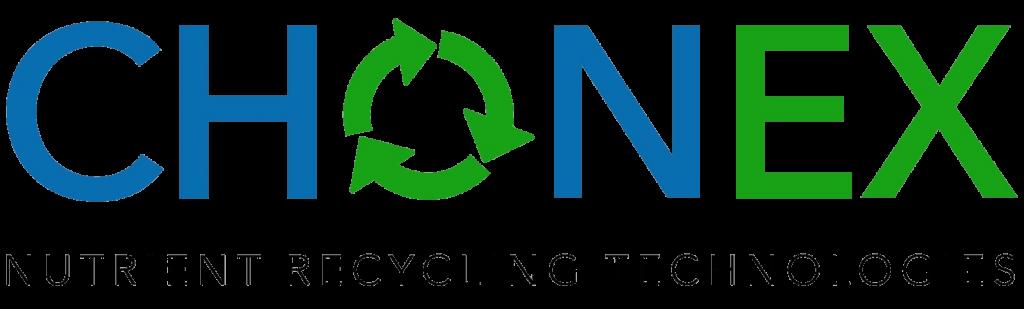 CHONEX Logo, Nutrient Recycling Technologies