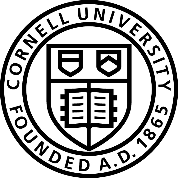 Cornell Seal Black Logo